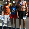 Southern Tennessee Plunge Marathon 2010 Winners Josh Hite, Rebecca Murray, Chris Estes