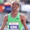 2010 NYC Marathon Winner Gebre Gebrmariam