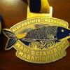 2011 Maui Oceanfront Marathon Medal (Official Bling)
