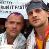 RHCP Flea's Wise Words on Distance Running