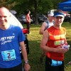 Josh Hite – Feb Boswell 2011 Scenic City Trail Marathon