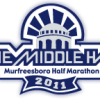 The Middle Half Marathon Logo
