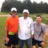 Josh, Laz & Ninke Vol Sate 2011 Mile 96
