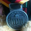 Berlin Marathon Medal 2011 – 38th Berlin Marathon
