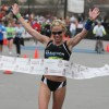 Leah Thorvilson Little Rock Marathon Winner