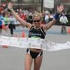 Leah Thorvilson Little Rock Marathon Winner