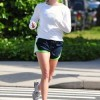 Reese Witherspoon Running in Santa Monica (Hit by Car)