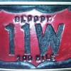 Bloody 11W 100 Mile Buckle – 2011