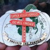 Pumpkin Holler Hunnerd Belt Buckle – 2011 Ultra Marathon Race