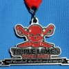 Triple Lake Trail Race Finisher's Medal