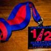2011 Huntsville Half Marathon Medal