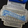 Indianapolis Monumental Marathon Medal – 2011 Marathon