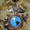 MCM Marine Corps Marathon Medal 2011