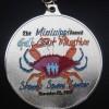 Mississippi Gulf Coast Marathon 2011 Medal