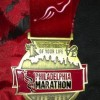Philadelphia Marathon Medal (2011) Race