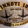 Pinhoti 100 Mile Ultra Buckle (2011)