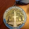 Savannah Rock n Roll Marathon Medal 2011