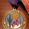 Holualoa Tucson Marathon Medal – 2011