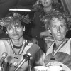 Rosie Ruiz and Bill Rodgers 1980 Boston Marathon