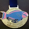 2012 Maui Oceanfront Parrot Fish Medal