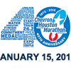 Chevron Houston Marathon Aramco Half Marathon 40th Anniversary