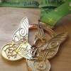 Disneyland Princess Half Marathon Medal – 2012