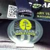 Louisiana Marathon Medal – 2012