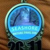 Seashore Nature Trail 50K Medal