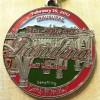 Rock n Roll Pasadena Half Marathon Medal 2012