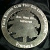 Tulsa Post Oak Lodge 50K Finisher's Medal