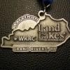 2012 Land Between the Lakes Marathon Medal