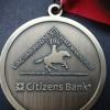 Caesar Rodney Half Marathon Medal – 2012
