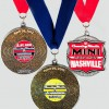 Country Music Marathon Medals – 2012