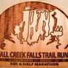 Fall Creek Falls Trail 50K Medal – 2012
