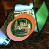 Georgia Half Marathon Medal – 2012