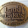 Land Between the Lakes Belt Buckle – 2012
