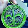 Rock n Roll New Orleans Half Marathon Medal – 2012