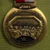 Wilmslow Half Marathon Medal – 2012