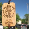 2012 Oak Barrel Half Marathon Medal