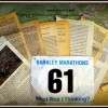 Barkley Marathons Swag, Bling, Book Pages, Bib – 2012