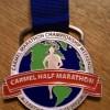 Carmel Half Marathon Medal – 2012