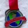 Carmel Marathon Medal – 2012