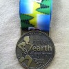 Greer Earth Day Half Marathon Medal – 2012
