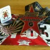 Inaugural Hollywood Half Marathon Medal:Swag – 2012