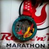 Rock n Roll Madrid Marathon Medal – 2012