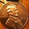 35th Lincoln Marathon Medal – 2012