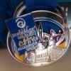 Belfast City Marathon Medal – 2012