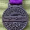 Bupa Great Manchester 10k Medal – 2012