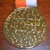 Foam Fest 5K Medal – 2012