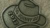 Go Johnny Go 5K Medal – 2012 – Hat
